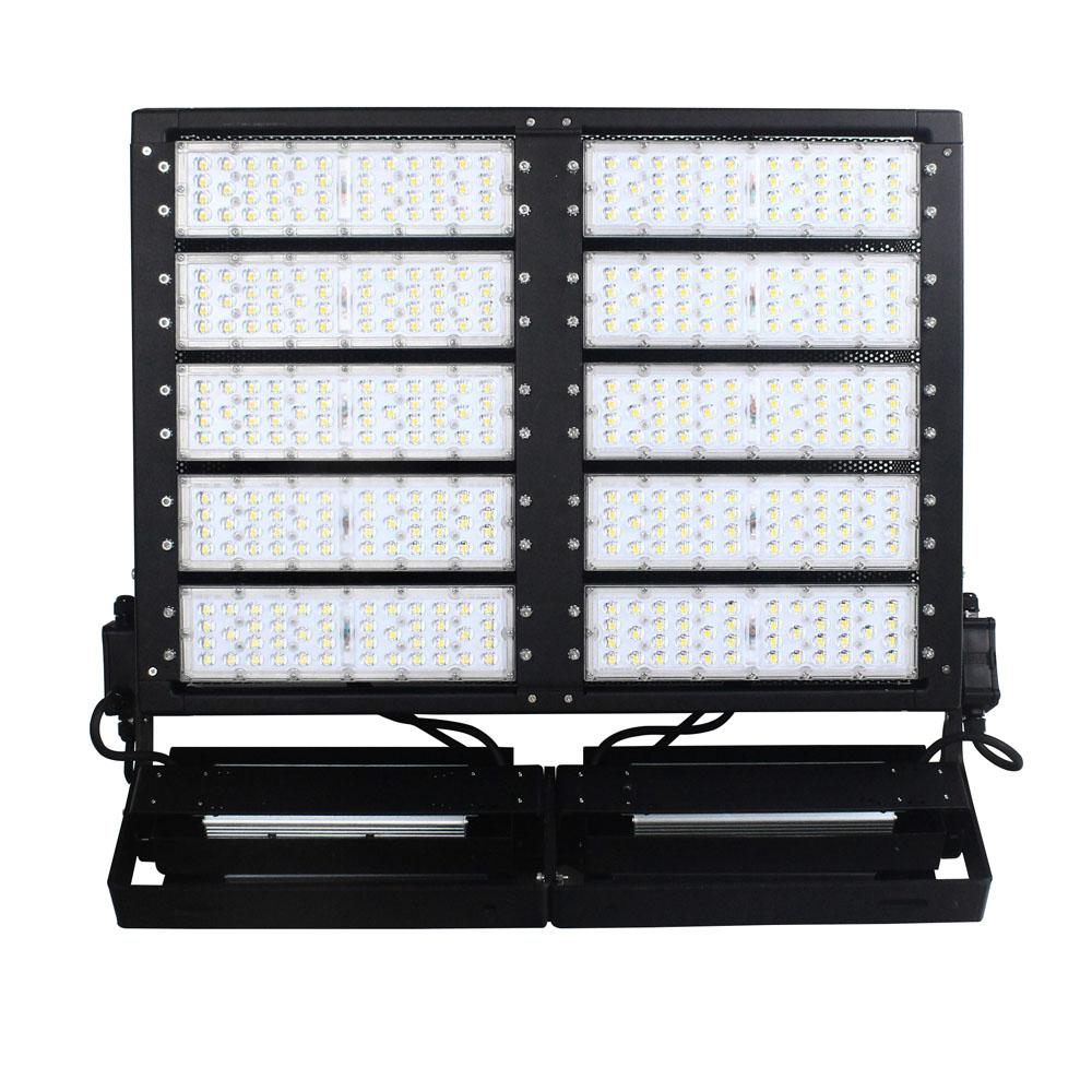 China Led Shoebox Light Factory - 1000W LED Stadium Light – Lowcled