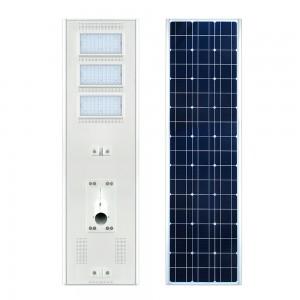 150W All in one solar LED Street Light