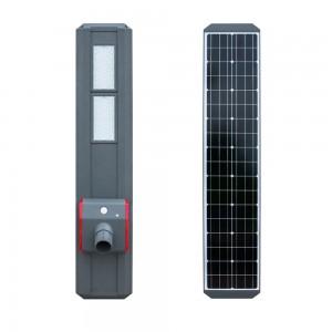 80W all in one solar led street light