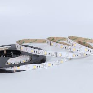 SMD5050RGB+SMD5050WW LED Strip Light