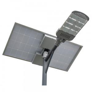200W 2 in 1 Solar LED Street Light